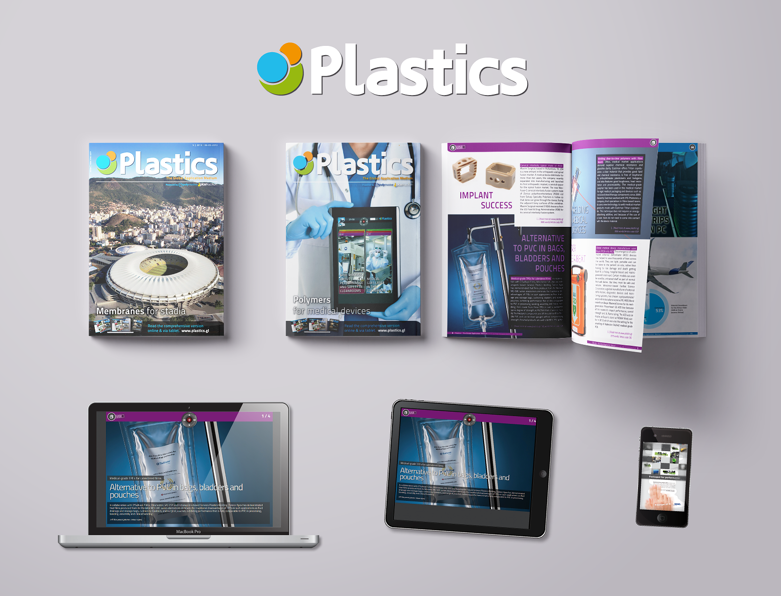 plastics magazine